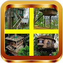 Tree House Дизайн icon