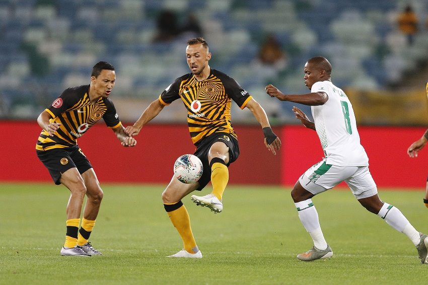Kaizer Chiefs spectacularly put five past Bloem Celtic in eight-goal thriller