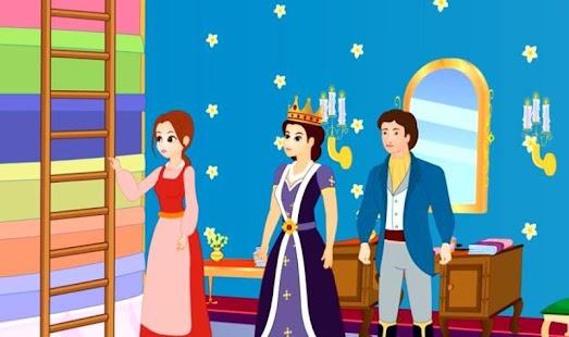 الأميرة و حبة البازلاء: قصص للأطفال بدون انترنت - náhled