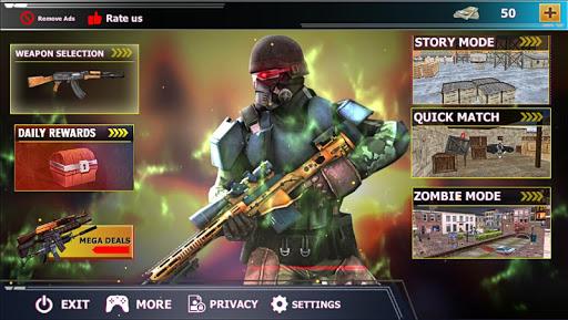 offline shooting game: free gun game screenshots 4