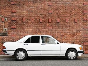 190シリーズ W201 190E 1987年式のカスタム事例画像 TAITOさんの2019年01月14日13:30の投稿