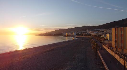 ¿Es apta el agua de Almería para bañarse?