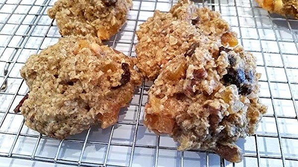 Bake for 20 minutes or just until golden on the bottom. Don't overcook. You...