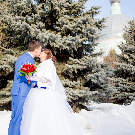 Wedding photographer Anastasiya Stukmanova (AnastasiyaSt). Photo of 02.03.2016