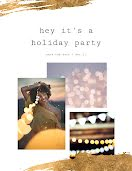 It's a Holiday Party - Flyer item