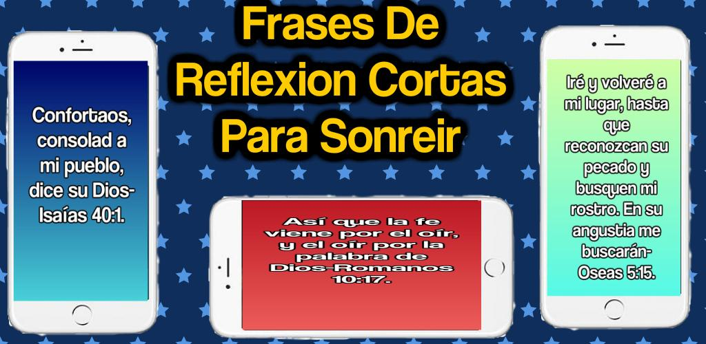 Frases De Reflexion Cortas Para Sonreir 10 Apk Download