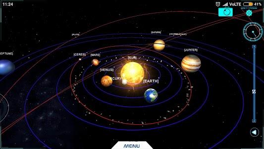 Spacewatch - A Solar System Explorer 이미지[2]