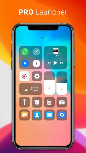 Pro Launcher For OS 13 screenshot 3