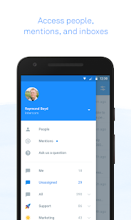 Intercom Conversations- screenshot thumbnail