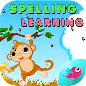 kids Spelling Practice Animals