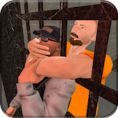 Jail Prison Break 3D: City Prison Escape Games icon