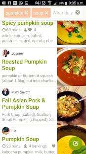 Cookpad for PC-Windows 7,8,10 and Mac apk screenshot 2