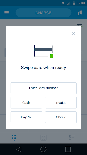 PayPal Here - POS, Credit Card Reader Screenshot