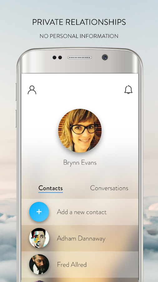 twinme - private messenger- screenshot