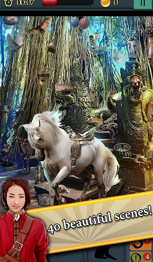 Hidden Object - Kingdom Sorceress - screenshot