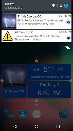 National Weather Service NOW  screenshots 7