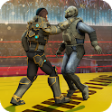Ultimate Robot Ring Fighting Offline Game icon