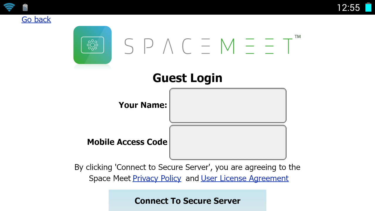 SpaceMeet  Lollipop SpacePhone- screenshot
