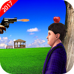Real Apple Shooter 3D Icon