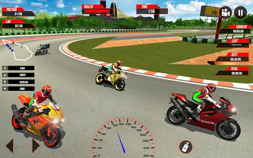 Bike Racing Game Free screenshots 14