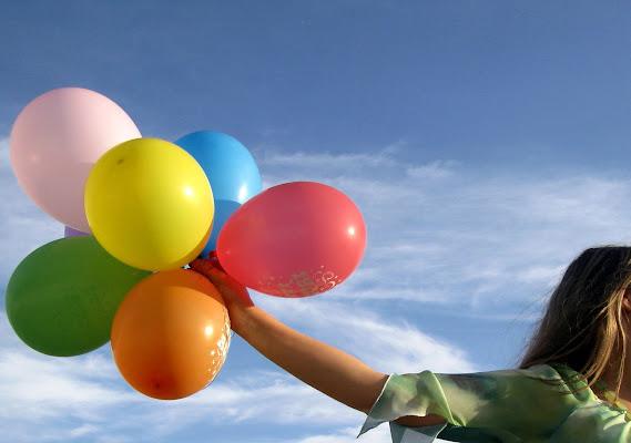 Balloons di Elisabetta Di Girolamo
