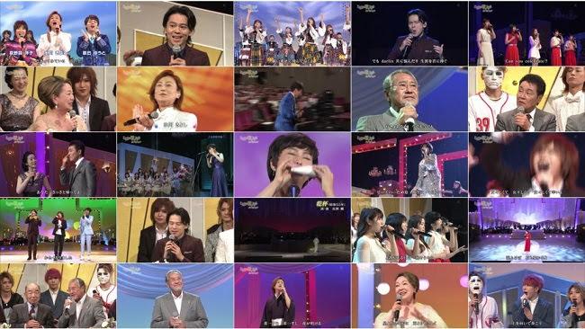 191201 (720p+1080i) こころの歌人たちスペシャル~歌よ未来へ~