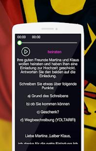 Deutsche Brief B1 Prüfung Audio Apps Bei Google Play
