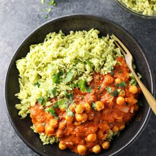 Vegan Chickpea Rice Recipes.