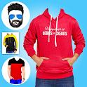 Sweatshirt T shirt photo suit icon