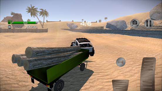 Transport Car Racer - náhled