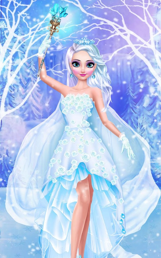 Ice Queen Salon - Frosty Party- screenshot
