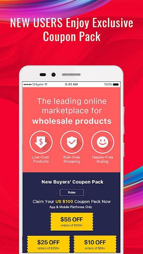 DHgate-Shop Wholesale Prices 4.5.2 screenshots 2