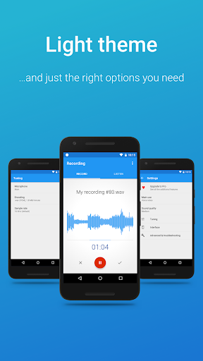Easy Voice Recorder 2.6.0 screenshots 6