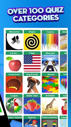 100 PICS Quiz - Guess Trivia, Logo & Picture Games 1.6.8.4 screenshots 4