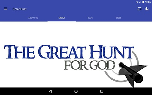 The Great Hunt for God- screenshot thumbnail