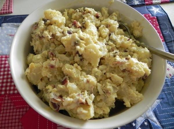 Ma Huck's Smokey Potato Salad Recipe