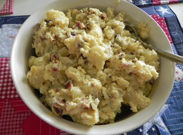 Ma Huck's Smokey Potato Salad Recipe