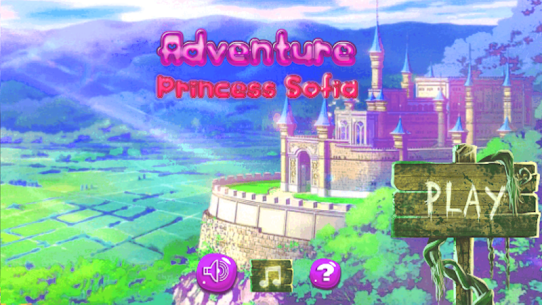 Adventure Princess Sofia Run – First Game 1