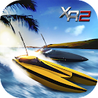 Xtreme Racing 2 – Motorboats RC boats 3D simulator icon