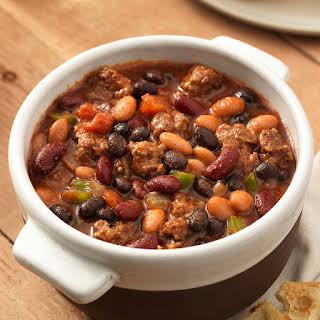 Bush's® Best 3-Bean Chili.