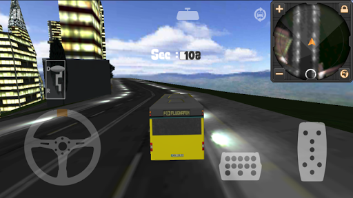 Bus Racing Game 2016