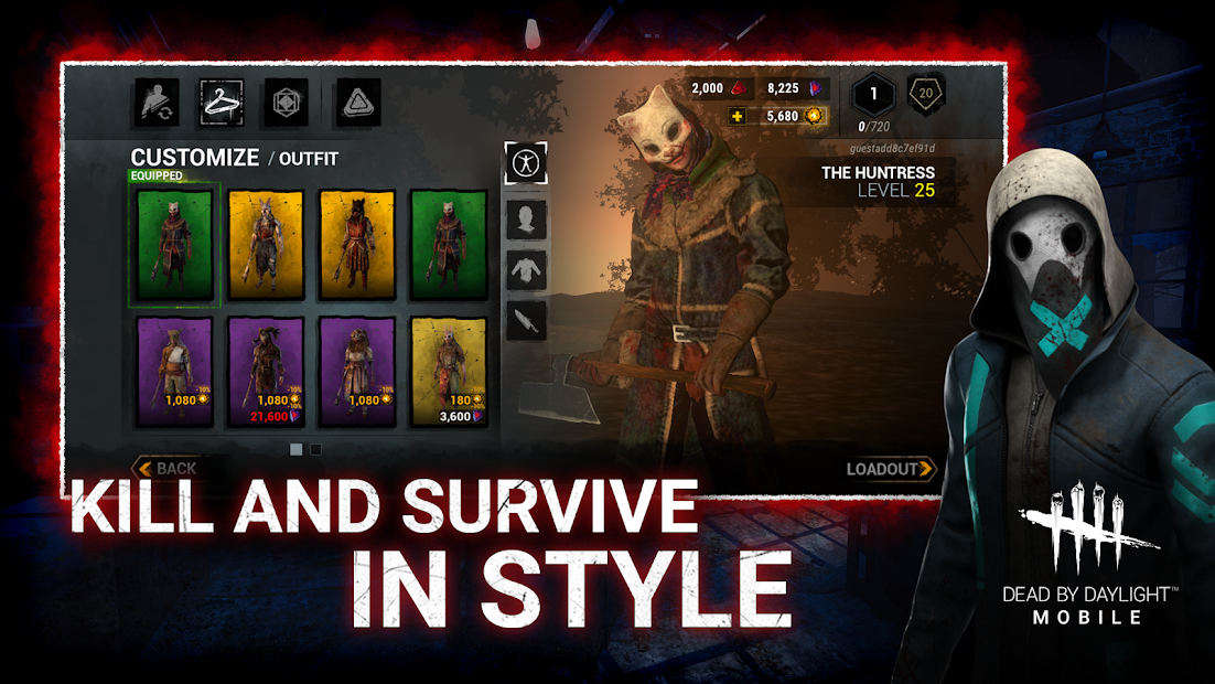 Screenshot - Dead by Daylight Mobile