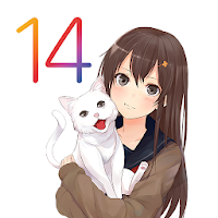 iOS 14 Icon Pack (Anime Edition)