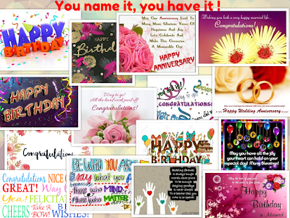 Greeting Cards All Occasions!!- screenshot thumbnail