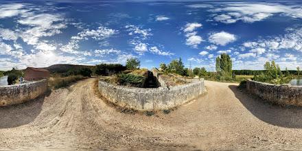 Photo: Esclusa de Soto Albúrez. Villamuriel. Canal de Castilla