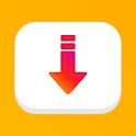 Downloader - Free Video Downloader App icon