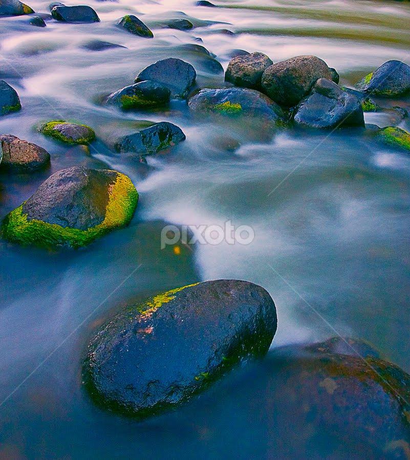 mystical flow by Eko Sumartopo - Landscapes Waterscapes