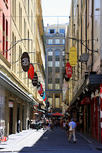 Photo: Year 2 Day 139 - A Street in Melbourne