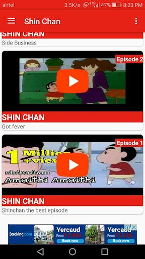 Shin Chan Videos (Tamil) for PC