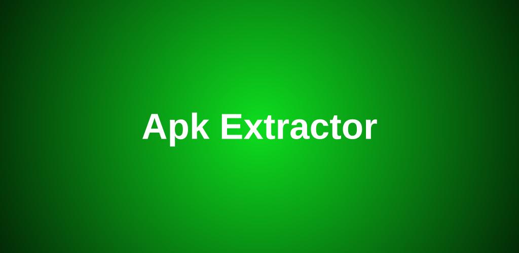 Apk Extractor